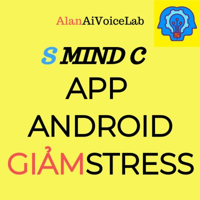 APP android giảm stress