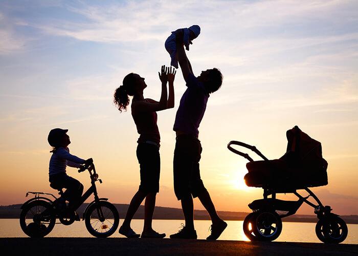 thư giãn cùng gia đình bằng một chuyến đi chơi