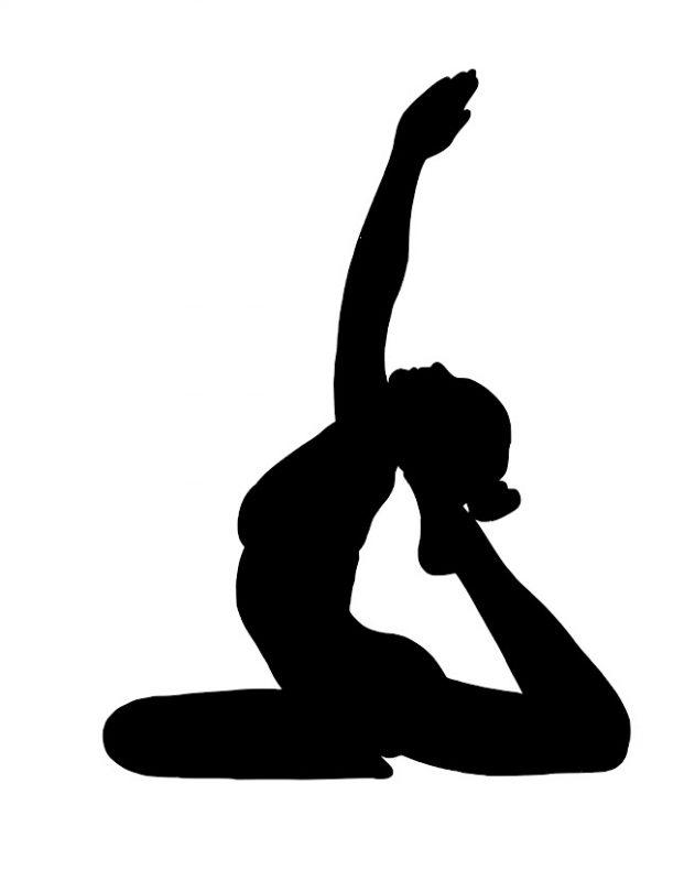 Tập yoga rèn luyện sức khỏe giải stress