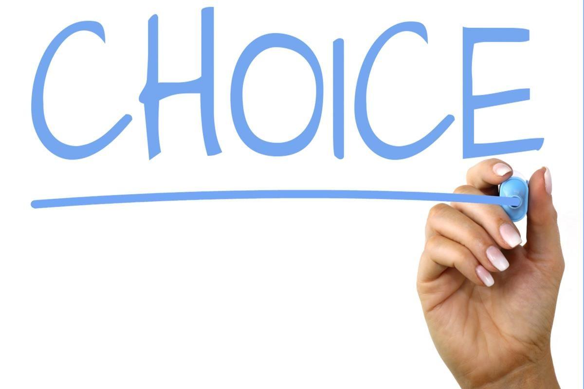 Đưa ra cho con những sự lựa chọn.