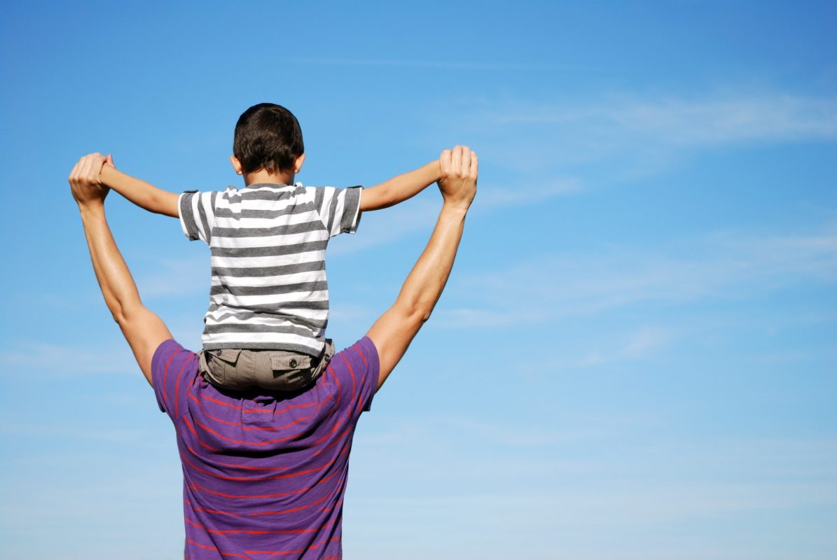 Cách dạy con trai