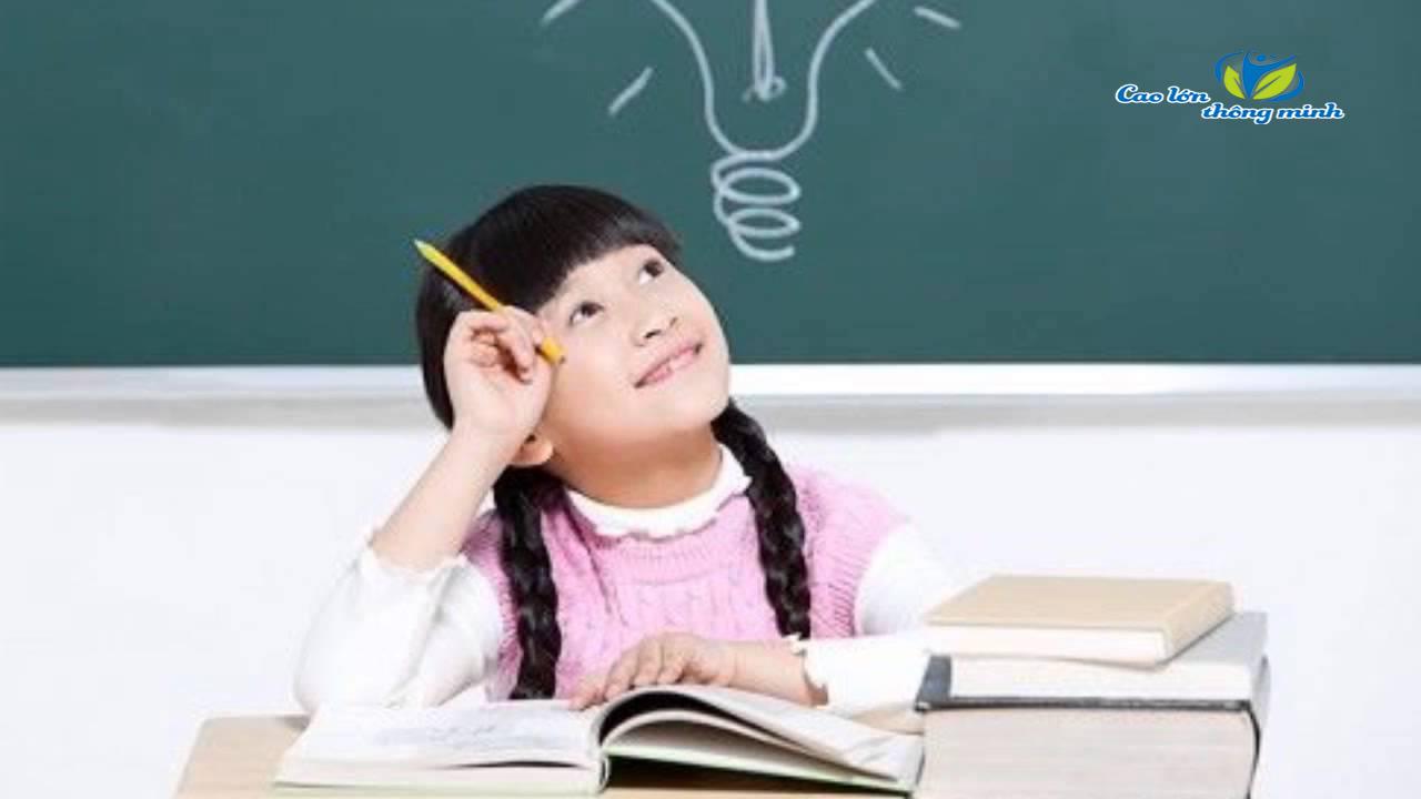 Cách dạy trẻ thông minh.