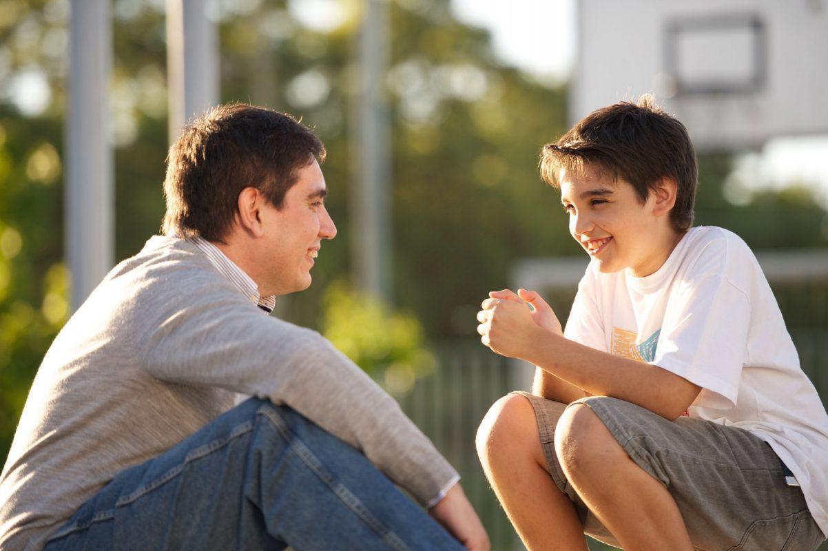 Cách dạy con trai: sau 14 tuổi