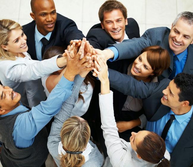 tạo dựng mối quan hệ với đối tác