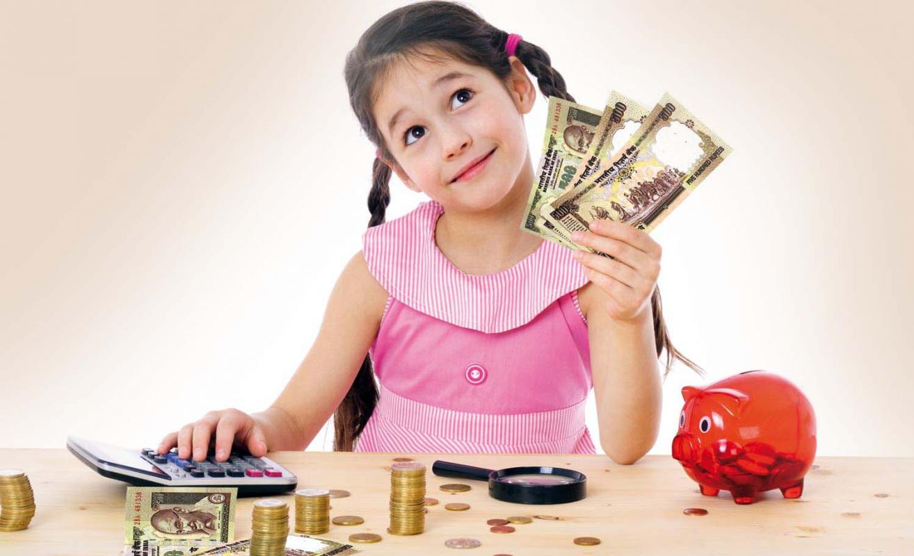 Dạy con kiếm tiền và ý nghĩa của tiền