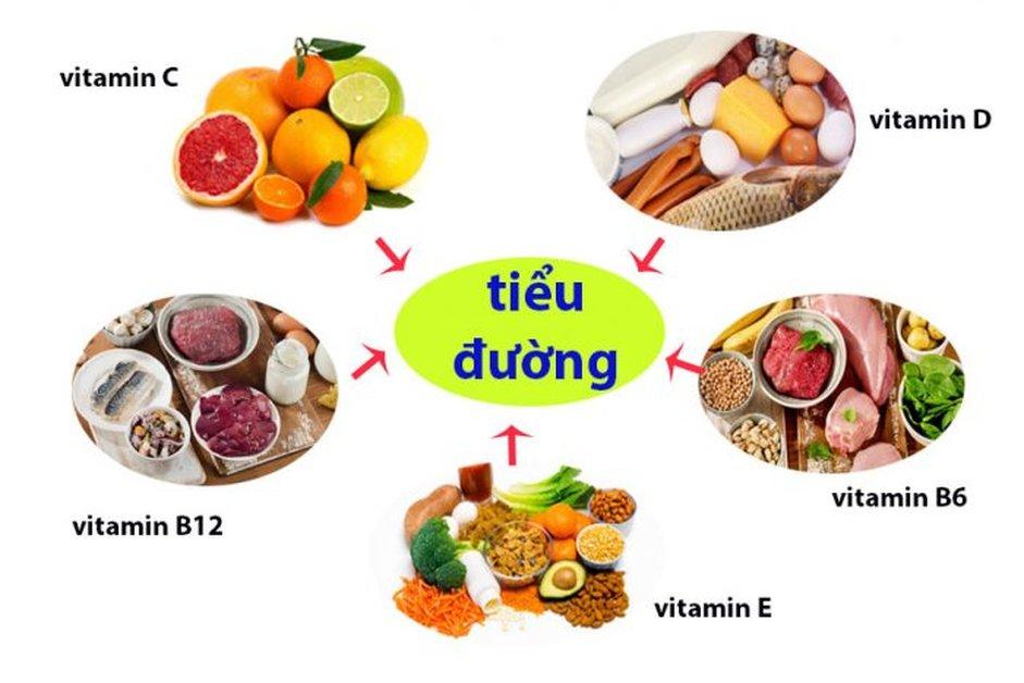 Thêm nhiều thực phẩm tươi phòng tránh tiểu đường