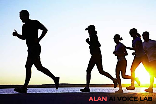 Alan ai voice lab