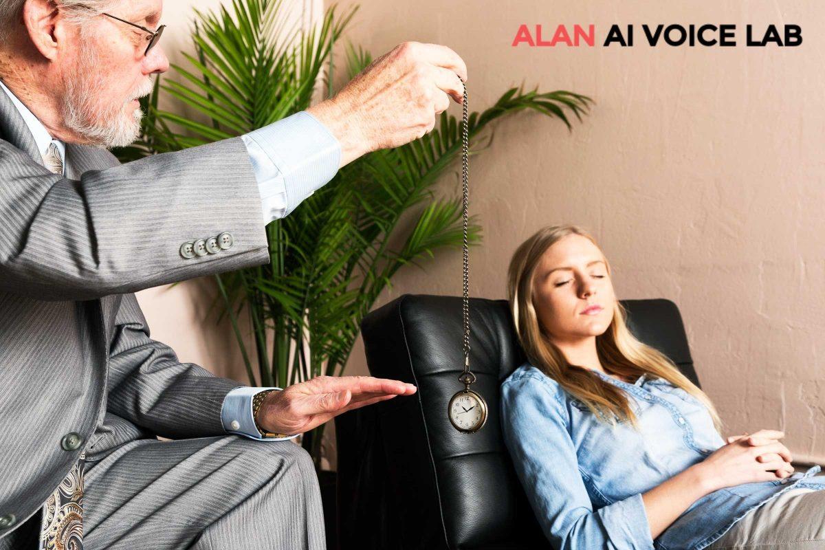 Debes elegir un hipnotizador de buena reputación para hipnosizar