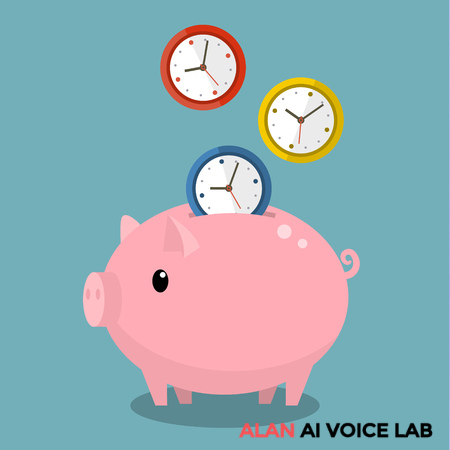 Reprogram the subconscious helps you save time as much as possible