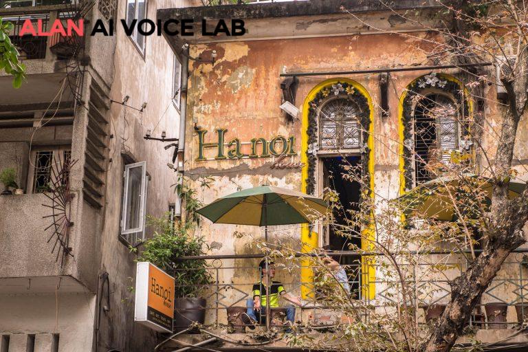Hanoi House Cafe: the best vintage subconscious cafe in Hanoi, Vietnam