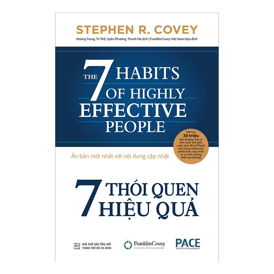 7 Thói quen hiệu quả - Cuốn sách của người thành công