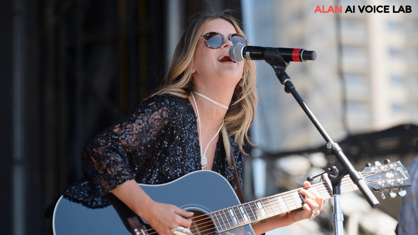 Singer spreads positive energy through voice